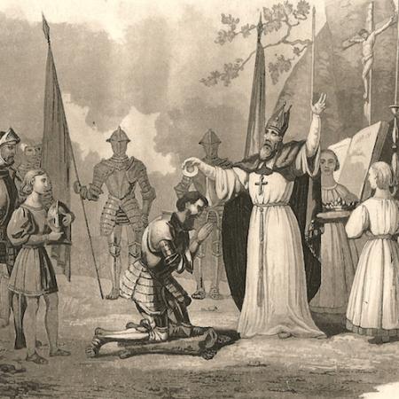 Як паўстала Вялікае Княства Літоўскае?