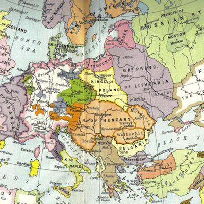 Якое месца ВКЛ у сярэднявечнай і новачаснай Еўропе?