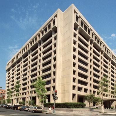 Міжнародныя фінансавыя інстытуты